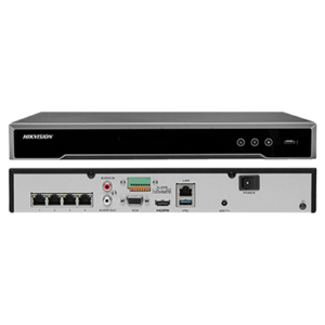 NVR 8 CANALES HIKVISION - H265+4k - DS-7608NI-K2
