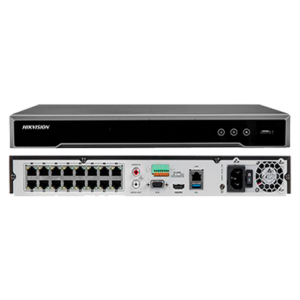 NVR 16 CANALES- 4K -H265+ DS-7616NI-K2