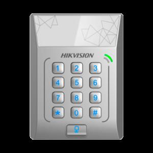 CONTROL DE ACCESO INDEPENDIENTE HIKVISION DS-K1T801E
